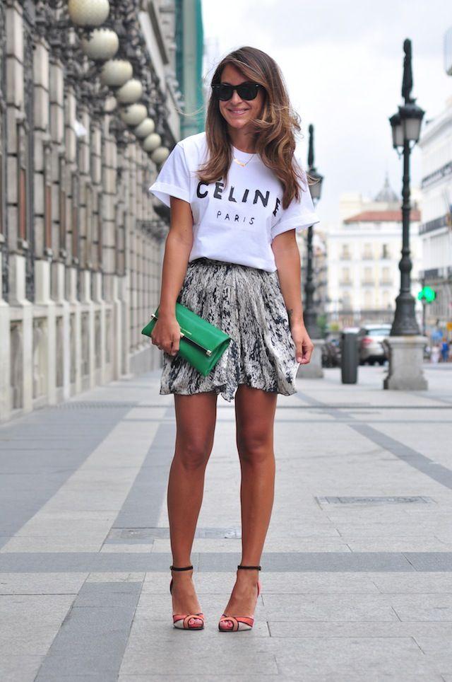 EstiloDF » ¡Las statement t-shirts que debes tener!