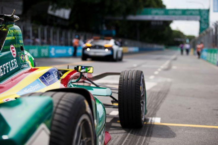 Эко-формула: будущее мирового автопрома в руках Формулы-Е