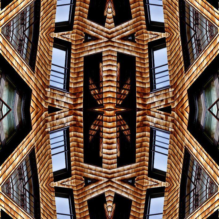 Behance :: Buildings (Avoriaz Fr. 2014) by Maurizio Cintioli