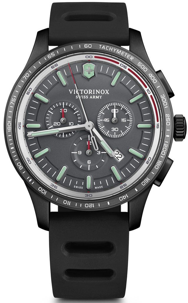 Swiss Army Watch >> Victorinox Swiss Army Alliance Sport Chronograph Pre Order Add