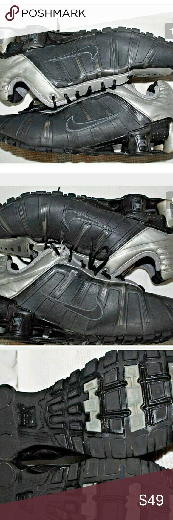 Nike Shox O'Leven Flywire Shoes
