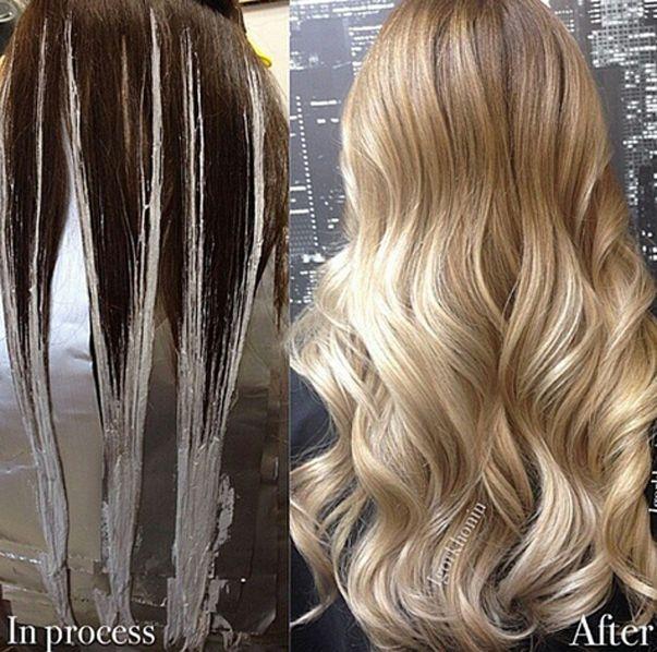 Beautiful Hair-Painting... by Igor Khonin Formulas and Steps...