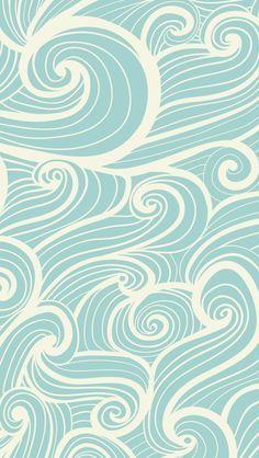 Waves ocean flow wind whisp #pattern #patterns