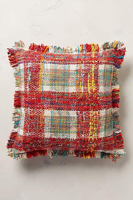 Woven Hanover Pillow