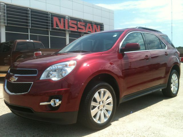 Used 2011 Chevrolet Equinox 2LT SUV For Sale in El Dorado, AR | $21,997 | Stylish Black & White Leather Interior w/ Red Trim | CD Player/MP3 Decoder | Sunroof | Heated Seats | RearView Camera | Automatic Headlights | Perimeter/Approach Lights | Security System w/ Remote Keyless Entry | Wireless Phone Connectivity | Steering Wheel Mounted Controls | Spoiler