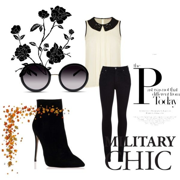 """""""Black Chic"""" by allexandrablack on Polyvore"""