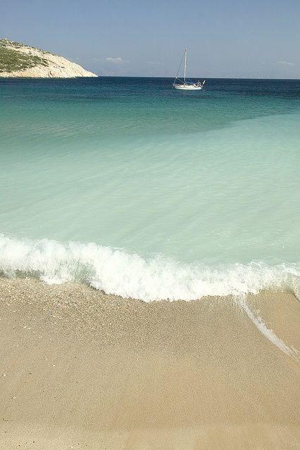 Donousa island, Greece