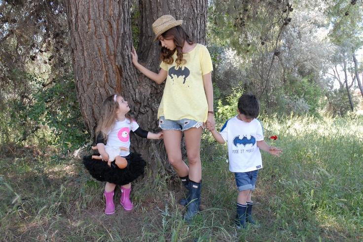 Mommy & Kids!! all at www.missflamingo.gr