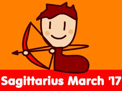 Sagittarius Monthly Horoscope March 2017 - Weekly Monthly Horoscope Prediction 2017 - 2018