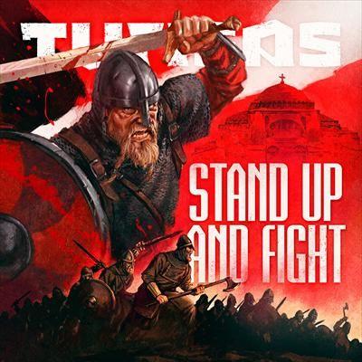 Turisas - Stand Up and Fight (2011) - Folk/Viking Metal - Hämeenlinna, Finland