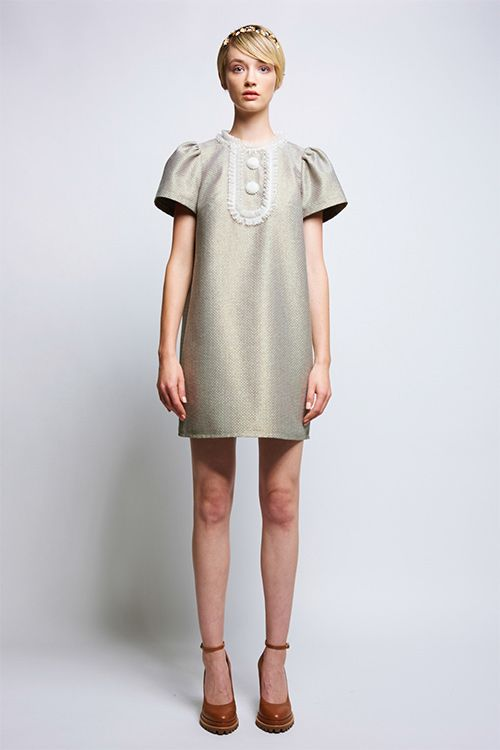 カレンウォーカー 2015年秋コレクション - ドレスライン誕生!リトルブラックドレスなど全19型の写真20