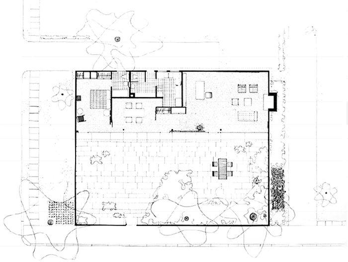 1000 ideas about philip johnson on pinterest glass. Black Bedroom Furniture Sets. Home Design Ideas