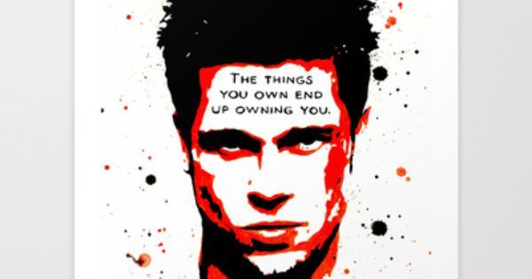 15 best fight club images on pinterest tyler durden fight club quotes and david fincher. Black Bedroom Furniture Sets. Home Design Ideas