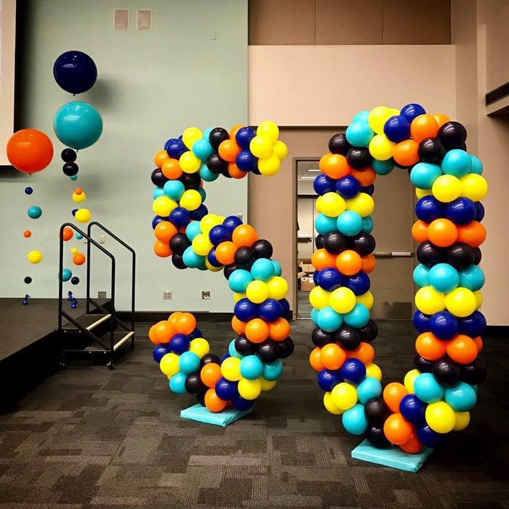 Balloon Animals Melbourne: 572 Best Balloon Numbers Images On Pinterest