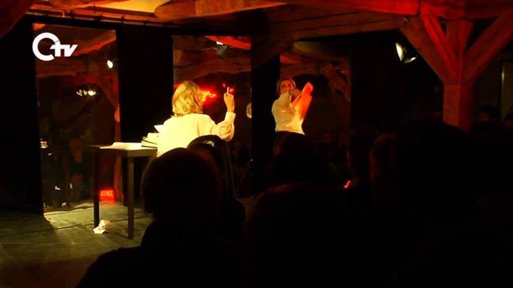 OTV: Premiere FÜR MICH SOLL'S ROTE ROSEN REGNEN  Quelle: OTV-Magazin vom 21.10.2016  From: Landestheater Oberpfalz  #Theaterkompass #TV #Video #Vorschau #Trailer #Theater #Theatre #Schauspiel #Clips #Trailershow