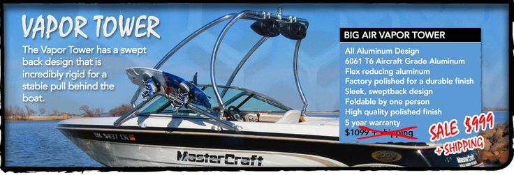 boat tower // universal wakeboard tower // wakeboard towers for sale // boat wakeboard tower // boat towers for sale // cheap wakeboard tower // folding wakeboard tower // collapsible wakeboard tower // aluminum wakeboard tower //