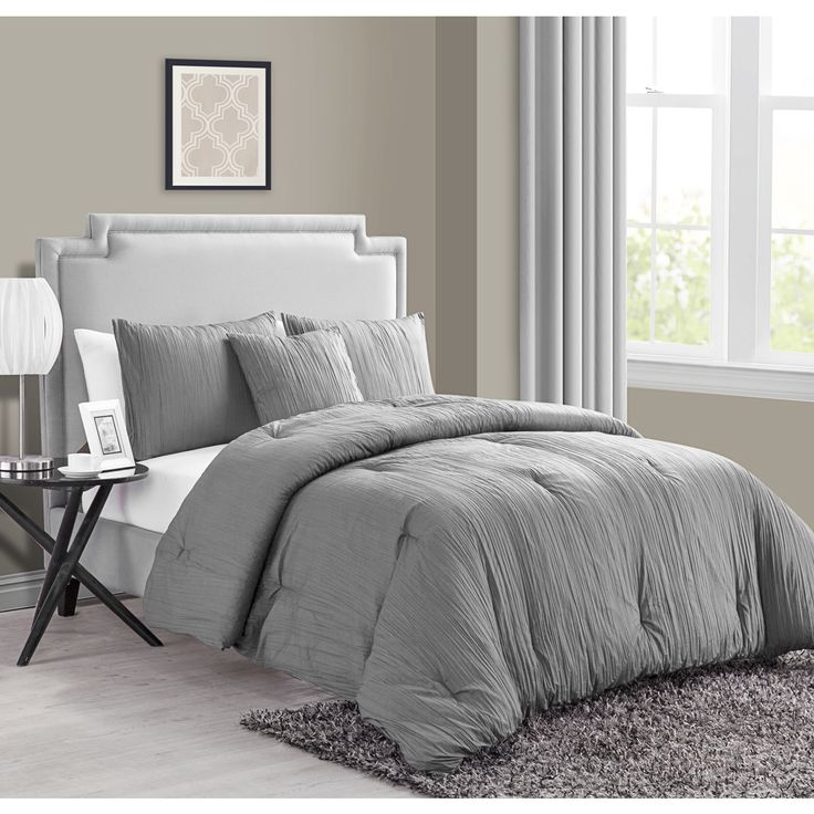 8 Homey Bedroom Ideas That Will Match Your Style: Best 25+ Gray Bedding Ideas On Pinterest