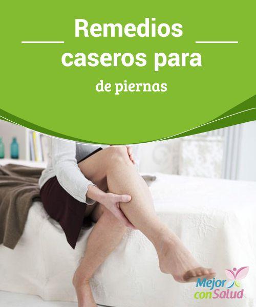 Remedios caseros para el dolor de piernas   Cuando las piernas duelen o están inflamadas la sensación que experimentamos llega a ser insoportable. Las causas son diversas, pero los síntomas bastante similares.