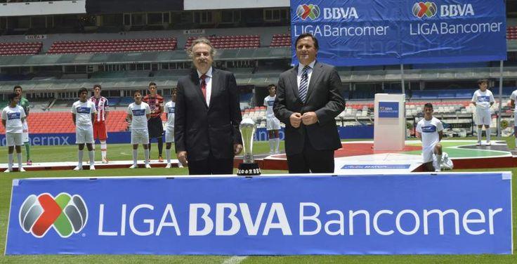 La Liga mexicana de fútbol recibe el dinero de los inversores