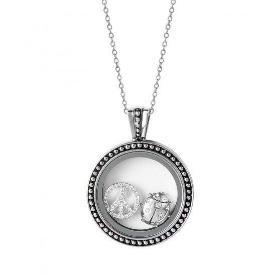 MEDIUM LOCKET FOR CHARM Necklace by Caroline Néron