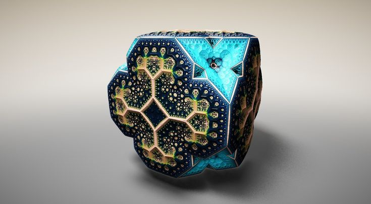 Kindly Allow These Fabergé Fractals To Melt Your Brains Into Goo