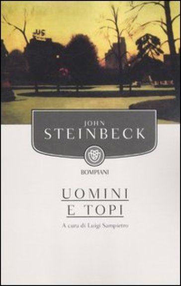 Steinbeck, John - Uomini e topi - 11 maggio 2016