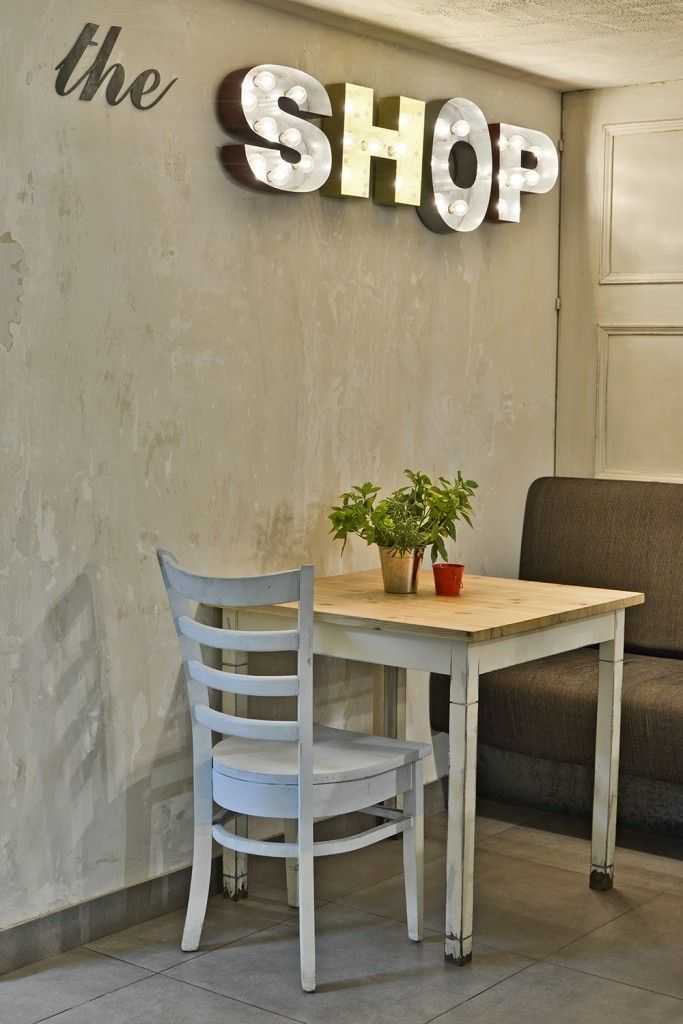THE SHOP Souvlaki etc. | M.O.B Interior Design Studio