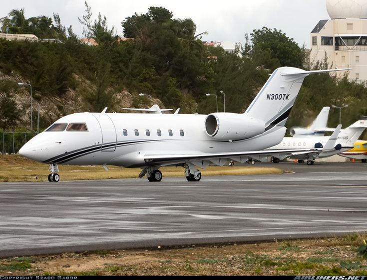 Canadair Challenger 600S (CL-600-1A11) - Untitled | Aviation Photo #1521563 | Airliners.net