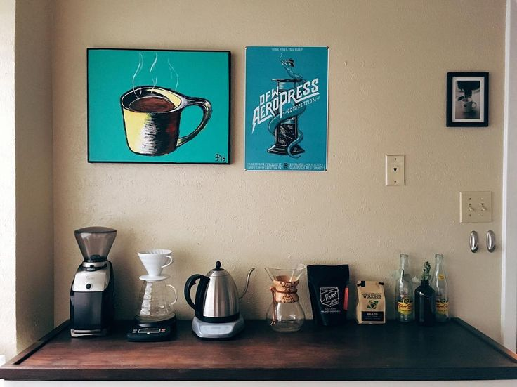 Rearranged our coffee bar the other day! Stoked to add the Baratza Preciso to our line-up. http://ift.tt/1U25kLY