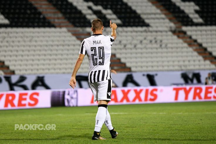 #Mak #goal #PAOKAOK #SuperLeague #MD2 #Toumba #PAOK #football