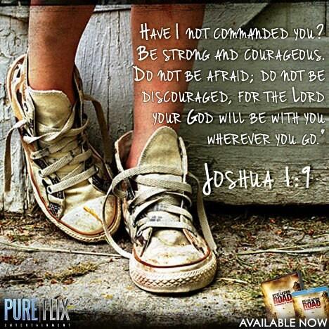 Joshua 1:9: