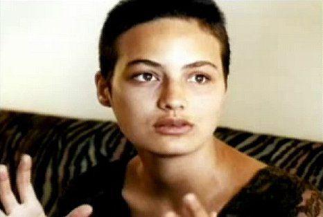 Cheyenne Brando - troubled daughter of Marlon Brando