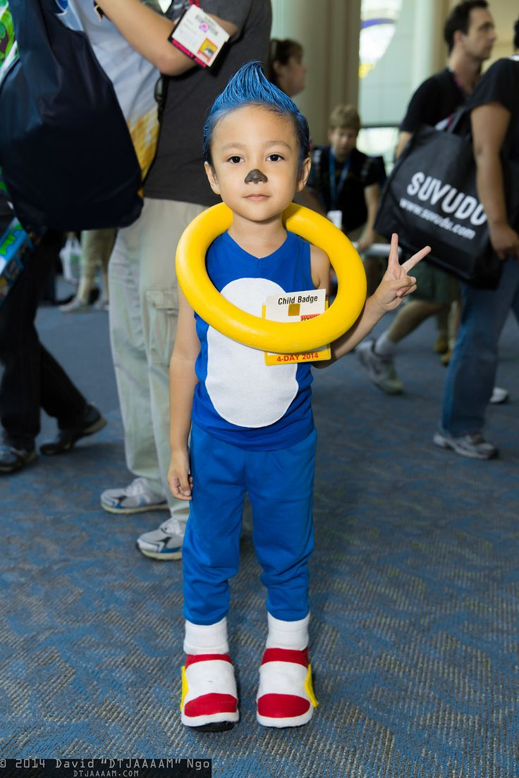 Sonic the Hedgehog #SDCC 2014 #DTJAAAAM