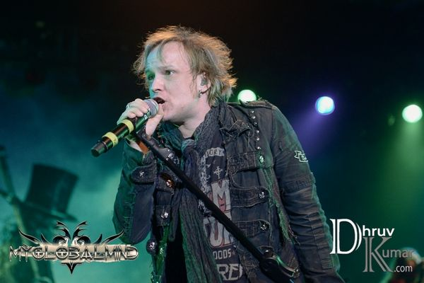 Avantasia live at Playstation Theater, NYC on April 15th, 2016