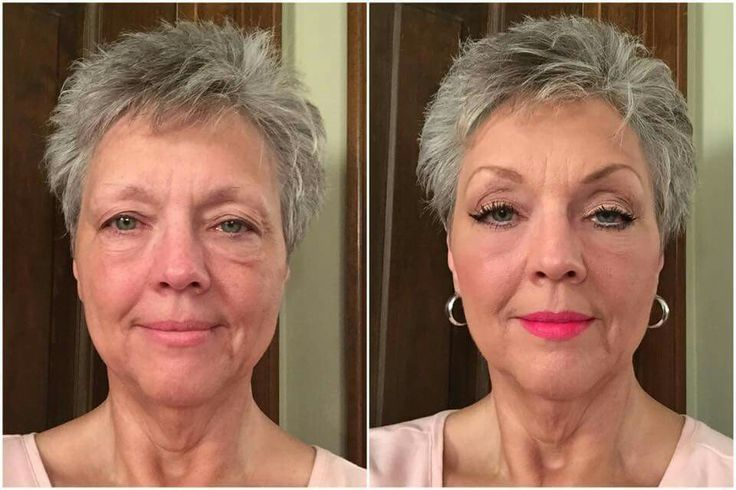 Look at how Younique products work for ANY age!!!  Beautiful!