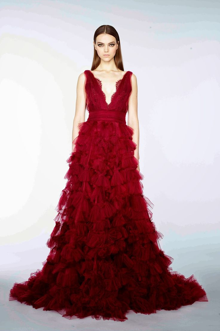 Serendipitylands: MARCHESA COLLECTION PRE-FALL 2015