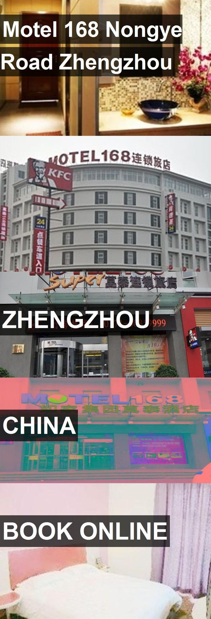 Hotel Motel 168 Nongye Road Zhengzhou in Zhengzhou, China. For more information, photos, reviews and best prices please follow the link. #China #Zhengzhou #travel #vacation #hotel