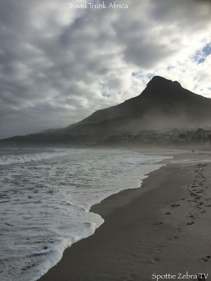 Lions Head - The morning calm after the rains the night before!