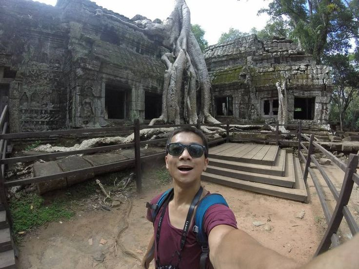 Angkor Wat - Ta Prohm Cambodia - For more on Angkor Wat travel  check out http://ajourneyintotheunknown.com/angkor-wat-best-temples/