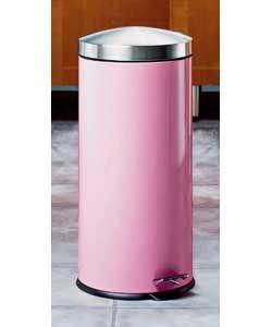 Pink Kitchen Accessories 30l Pedal Bin Accessorie Review Compare