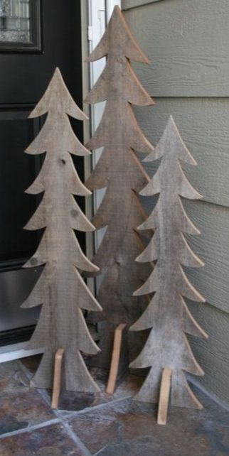WoodenChristmasTreeNumber1