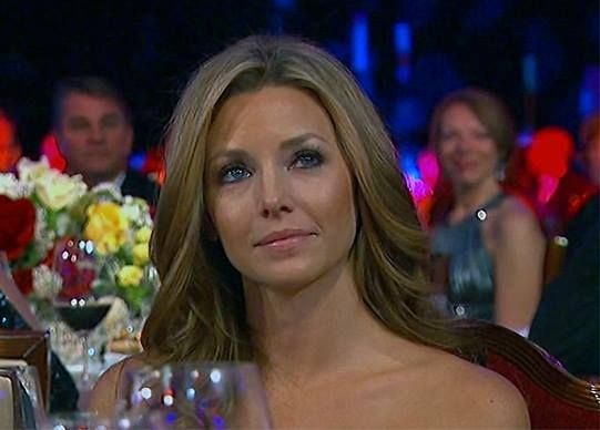 12-6-13 Amy at NASCAR Banquet in Las Vegas