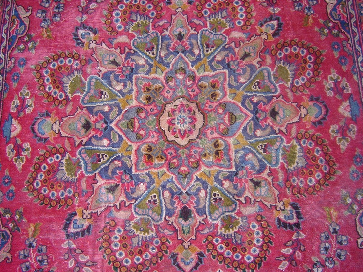 Vintage Persian Rug It Really Tied The Room Together Did Not