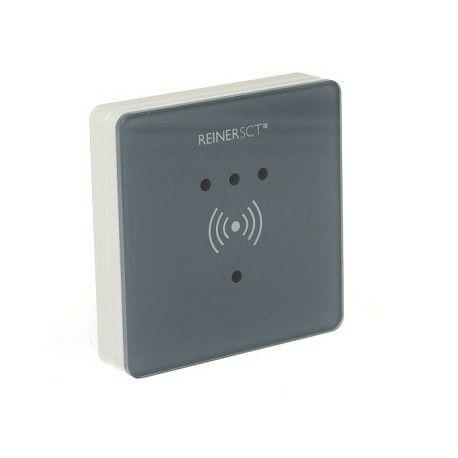 RFID Leser für Reiner SCT mifare desfire ev1 Transponder oder Transponderkarten #Zutrittskontrolle # RFID #timeCard #Reiner SCT