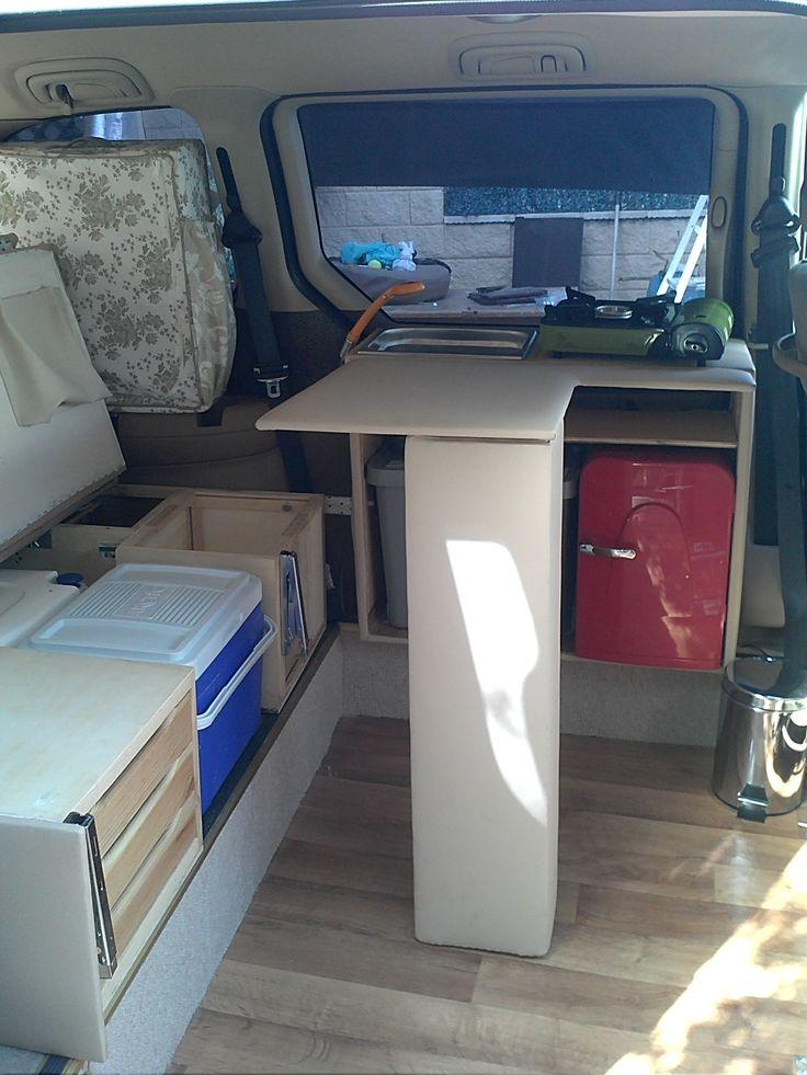 Chrysler voyager 3 3 39 98 medio furgo miminicamper - Muebles para camperizar furgonetas ...