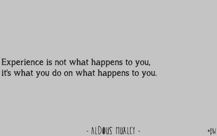 #experience #whatyoudo #powerfulword #mbijak