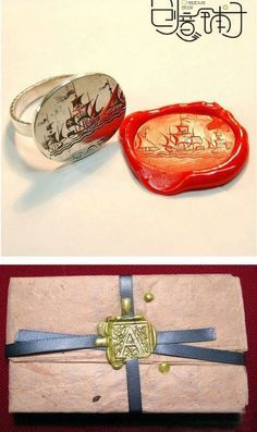 diy, cool, interesting, how to, home made, HOW TO: Create a Home Made Wax Seal