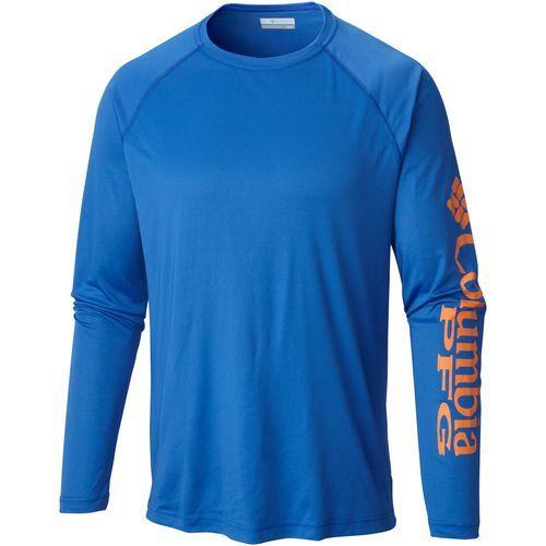 Columbia Sportswear Performance Fishing Gear Terminal Tackle Big & Tall Long Sleeve T-shirt - view number 1