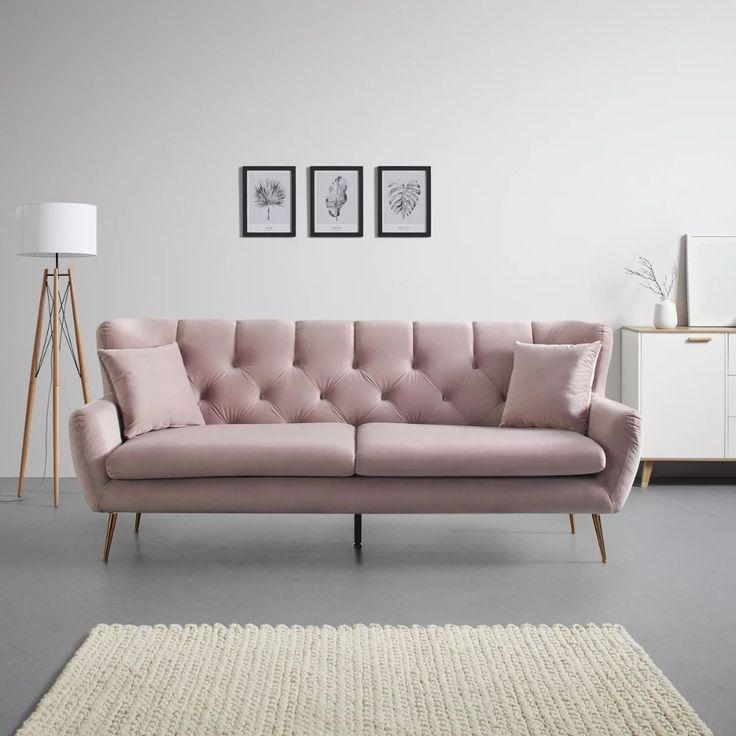Sofa In Rosa Online Bestellen Mobelideen Sofa Gemutliches Sofa