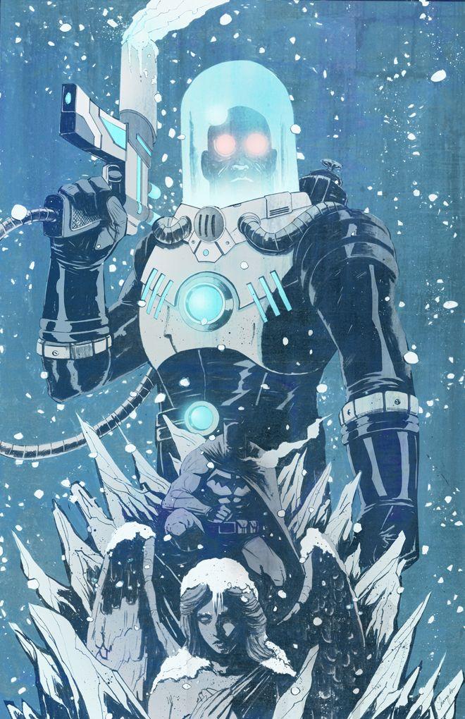 Mr. Freeze by TylerChampion.deviantart.com on @DeviantArt